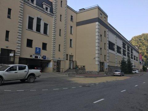 Здание расположения парковки Р6
