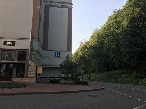 Парковка Р4
