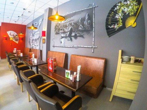 Зал, Китайский Народный Ресторан, Роза Хутор, Красная Поляна, Сочи