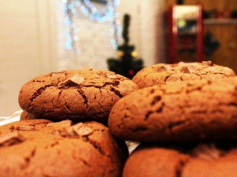 Печенья кукис в Красной Поляне