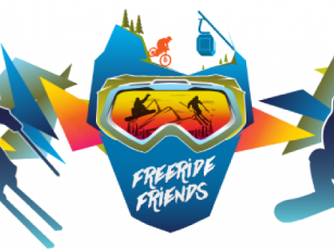 Freeride friends LOGO