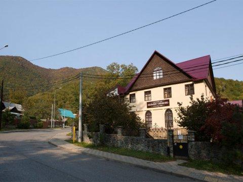 Гостевой дом Мамин сибиряк в Красной Поляне