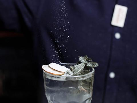 Коктейли в баре «Мамонт»