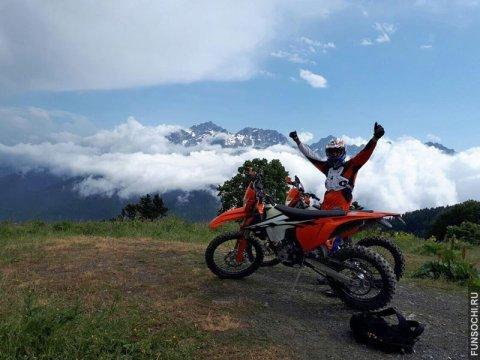 Маршруты для мотоцикла