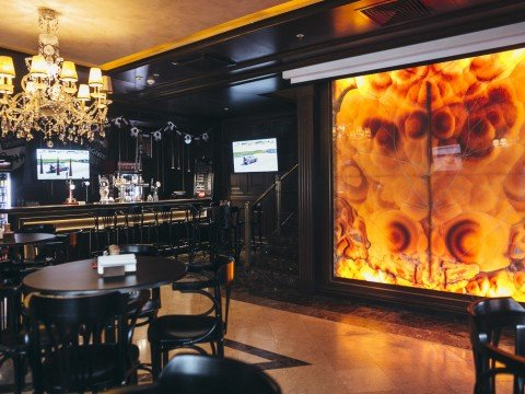 Budweis Original Pub в Красной Поляне, Сочи