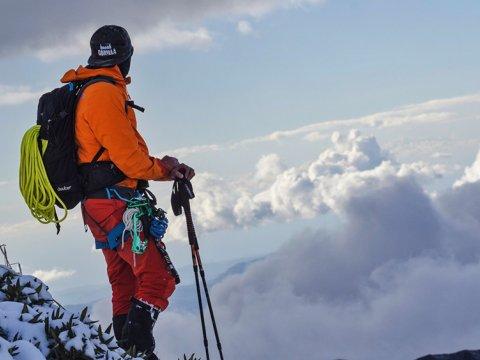 Саша Ильин альпинизм