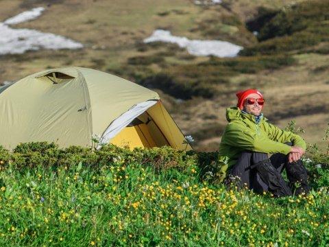 Саша Ильин професиональный гид в горы Сочи