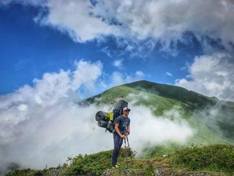 Саша Ильин гид в горы Красной Поляны