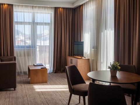 Номер отеля Rosa Ski Inn Deluxe