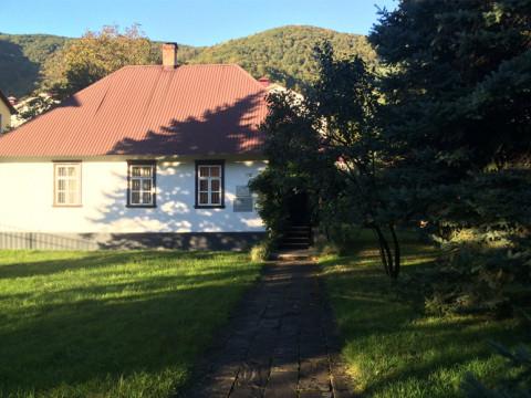 Дом-музей А.Х. Таммсааре в Эсто-Садке