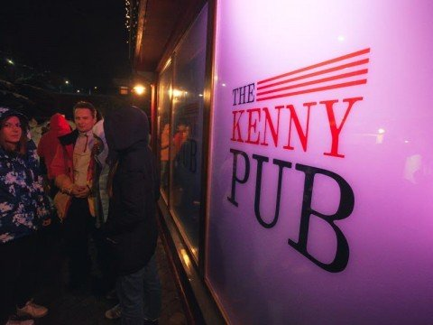 The kennypub бар в Красной Поляне, Сочи
